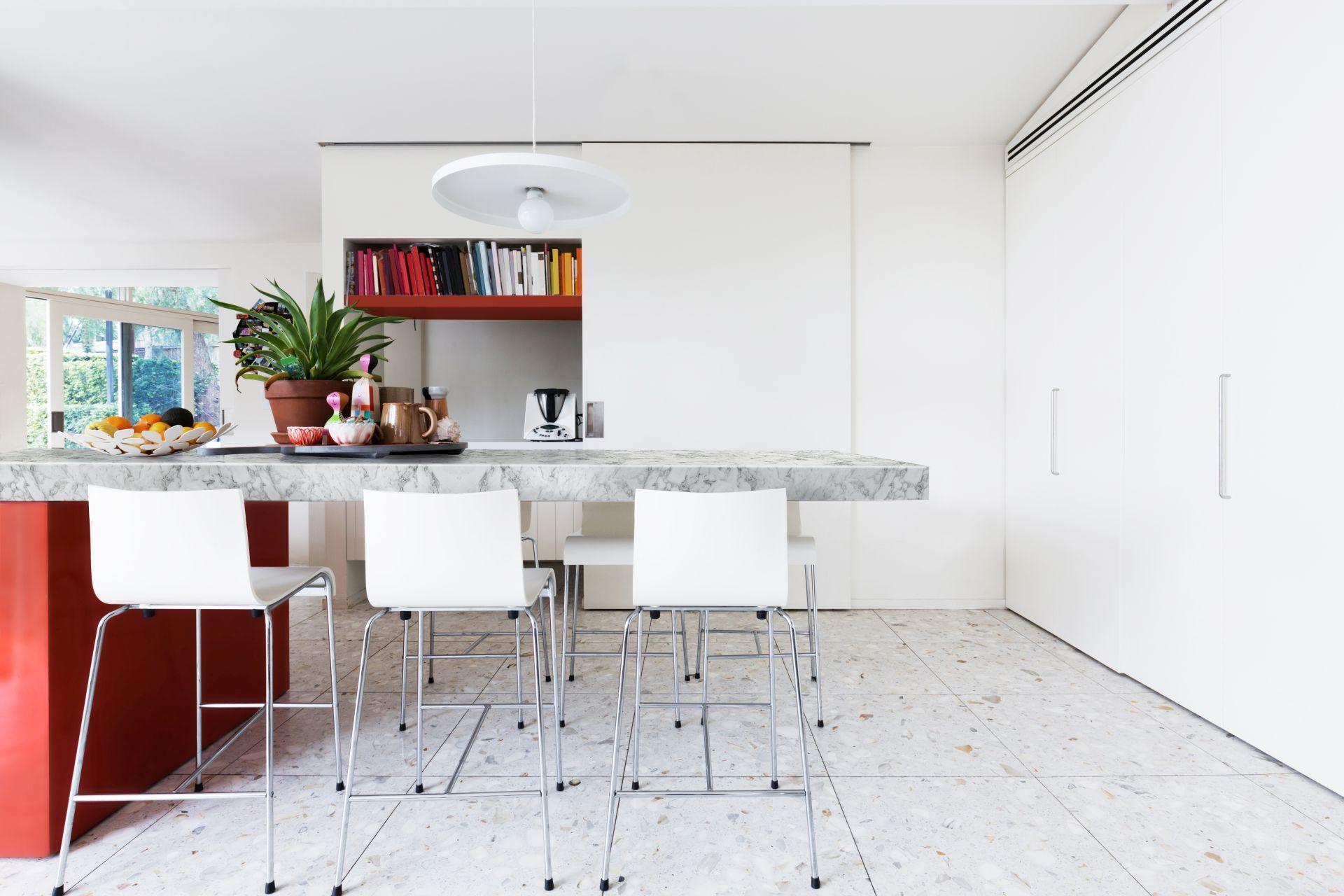 Duży Stół W Małej Kuchni